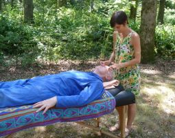 Le massage Vibratoire et Ondulatoire.